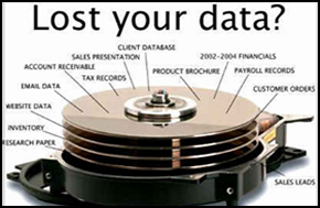 Hard drive data recovery service in Pune